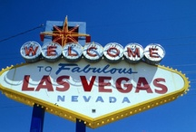 Iconic Las Vegas / A collection of iconic images that make up fabulous Las Vegas / by Int'l Roofing Expo