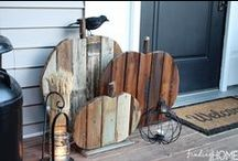 Autumn Harvest Crafts / by Tessa A Hearth & Home Goddess Wannabe