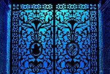 Doors art deco or interesting / by Laurel Gagen