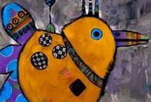 Art Birds / by Danny Bates