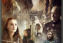 A GAME OF THRONES / by Elizabeth Montgomery