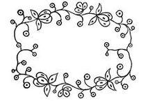 Line Drawings / by Bonita Thompson