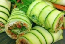Go Green! / Salads / by Christina Woskobojnik
