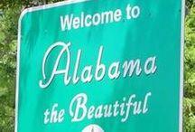 U.S.A.-Alabama / by Dean Kolb