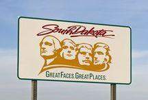 U.S.A.-South Dakota / by Dean Kolb