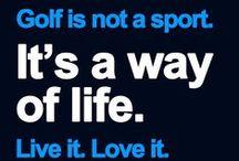 Golf Sayings / by The Ranch at Laguna Beach