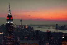 In a New York...state of mind... / How many reasons do you need to love New York???  / by Teresa Reis