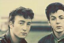 Songwriters - John & Paul. / by Agnes Millstone