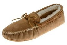 Men's Slippers | Minnetonka / Guaranteed low prices for Minnetonka Men's Slippers  We have many styles of Minnetonka slippers for men and women including mules, sheepskin lined, and traditional pile-lined mocs in hardsole and softsole looks. We guarantee that our prices are the absolute lowest you will find anywhere on the internet. If you find the same moccasin at a lower price from a competing website, we will immediately refund the price difference plus 10%.  Free shipping on 2 or more pairs. / by MoccasinsDirect.com