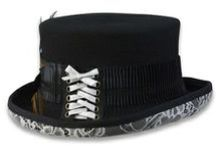 Steampunk and Victorian Hats / Women's and Men's Steampunk/Victorian hats. / by MoccasinsDirect.com