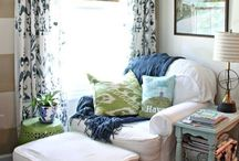 Living Room and Hall Ideas / Hall runners, paint, LR all  / by Laurie Ann Phillips