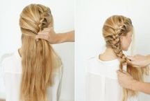 hairstyles / by Diana Ferreira