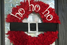 wreaths / by Robin Simmons