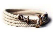 Nautical NEEDS! / I have always loved Nautical  / by Sherry Richardson
