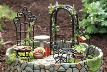 Our Fairy Garden: ) / by Sharon Noel
