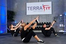 TerraFit 90 Day Challenge / Begins August 11, 2014 - All things healthy & TerraFit friendly / by Sherry Richardson