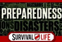 Preparedness / Preparedness skills. Learn to be prepared for any situation that may arise - basic emergency preparedness as well as SHTF and doomsday prepping. Survival prepping ideas, skills and tips, prepper skills. Survival gear, survival kit and DIY survival projects for preparedness, food, recipes and more. For the best preparedness info, for Survival Life on Pinterest, Facebook and on our blog at survivallife.com / by Survival Life | Survival Prepping