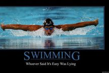 All things swim 🏊 / Anything that has to do with swimming. Because after all it is the best sport! / by Em Baker