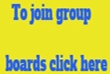 Pinners - Instructions / Read the tiles for instructions for Top Group Boards / by Top Group Boards