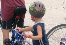 Kids Riding Bikes / Kids riding bikes with friends, family or joining bicycle tours has never been more popular. / by Bicycle Touring
