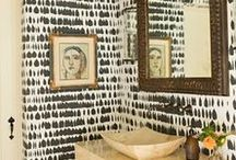 Applied Patterns: Wallpaper / by Bethania Lima Designs