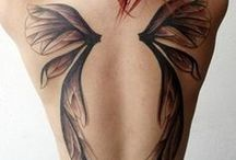 <3 Tattoos - Piercings <3 / Ideen, Vorlagen, Inspirationen... I want it!  / by Ta Sha