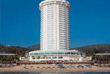 Hotel Calinda Beach Acapulco / Hotel Calinda Beach Acapulco / by Ostar Grupo Hotelero