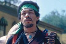 Jimi Hendrix / by go fast