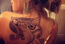 Tattoo ideas / by Jessie Studie