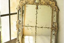 Mirror, Mirror on the Wall / by Belva Sikes