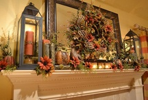 Magnificent Mantels / by Belva Sikes