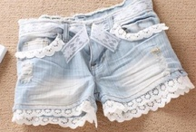 Wardrobe Ideas <3  / by Hannah Clifton