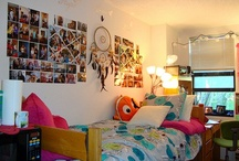 Dorm Ideas / by Caitlyn McNerney