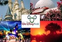 Walt Disney World / A few of my favorite Walt Disney World things! / by froggy 1001