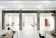 Offices / by Auli Karttunen