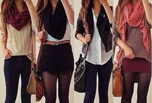 Looks <3 / #Summer #Winter #Day #Night #Elegant #Casual / by Mille