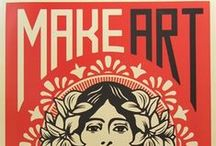 altered arts / Inspiring. / by Crafty Mama Cat! YOLO So Make it Count!!!