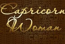 Capricorn / by Sonora Silva