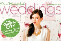 Summer 2012 Issue / by Eco-Beautiful Weddings Magazine