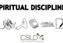 Spiritual Disciplines / Based on the book Army on Its Knees, The Centre for Spiritual Life Development has created a video series on Spiritual Disciplines. These are the screen-shots, which can be used as a resource for further study. http://www.salvationarmy.org/csld/spiritualdisciplines / by Salvation Army CSLD