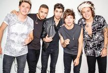 <3One Direction <3 / I can not express how much these boys have changed my life and how much love I have for them they are truly my hero's<3 / by +Alexis Styles+