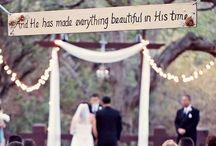 Wedding Ideas <3* / by Anna Griebenow