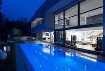 Chic Pools / by Gina Marie