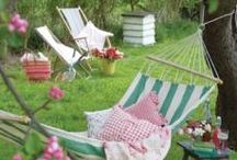 outdoor ideas / by Treva Yoder