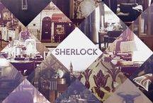SHERlocked & BENaddicted / Everything Sherlock. For Sherlockians, Cumberbiscuits, and Martinis.  / by Kayla H