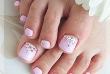 toe nails & feet nail art design galery by nded.com / toe nails and feet nail art design galery by nded.com  / by nded - nail art designs