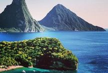 St. Lucia / by Lisa Yohon