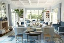 Family Room Ideas / by Erinn Wiley