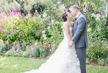 Garden Wedding Style / Nothing compares to an outdoor, garden wedding. We're inspired by these styles to complement the beauty of Bok Tower Gardens. / by Bok Tower Gardens