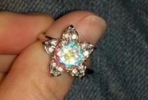 Pinningly Beautiful / my favorite diamond candle rings!  #DiamondCandles and #PinninglyBeautiful / by Alisa N